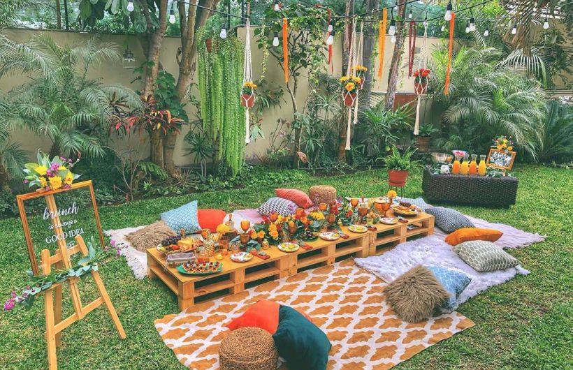 celebrate your boho style party 10